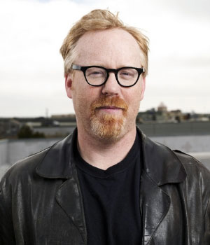 Adam Savage of MythBusters
