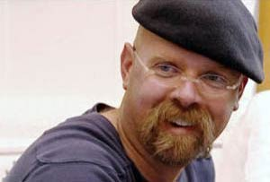 Jamie Hyneman of Mythbusters