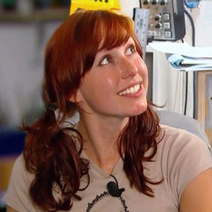Kari Byron of Mythbusters