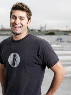 Tory Belleci of MythBusters