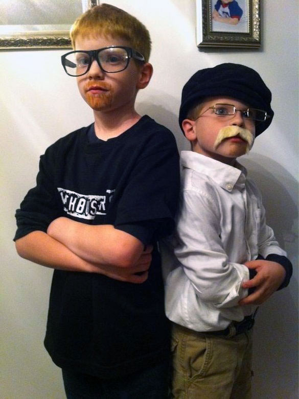 MythBusters Halloween costume